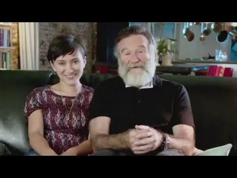 Williams - Why Robin Williams has called his daughter Zelda ? Because he's totally addicted to the famous game of Nintendo. Robin and Zelda Williams share whith us thei...