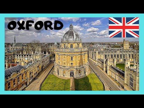 oxford - PLEASE SUBSCRIBE!!Lets' go for a walk around this very historic and very beautiful English city, the famous Oxford, full of life, majestic universities and remarkable architecture. Vic Stefanu,...