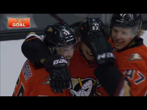 Video: Rask kicks puck into own net seconds after Bruins score
