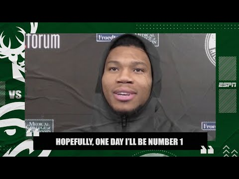 Giannis on reaching 11,000-point milestone and breaks down Bucks' win vs. Hawks | NBA on ESPN