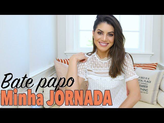 Bate Papo: Minha História/Jornada! - Super Vaidosa