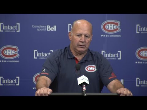 Video: Julien calls out Galchenyuk, demotes him from top line