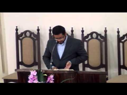 O Castigo de Deus para as Nações (Zacarias 1.18-2.13) - Rev. Alan Kleber Rocha