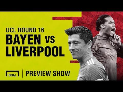 Bayern v Liverpool Champions League Preview Show - Thời lượng: 20 phút.