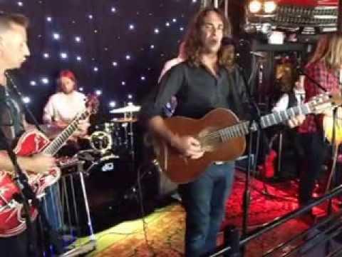 Tony Suraci performs