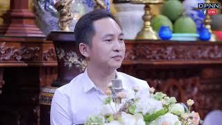 TRỰC TIẾP: Talkshow THIỀN - NGHỆ THUẬT SỐNG HẠNH PHÚC với Nguyễn Hoàng Khắc Hiếu