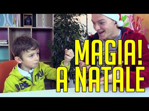 come reagiscono i bambini alle magie di natale? - esperimento sociale