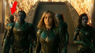 Video Captain Marvel Trailer #2 BREAKDOWN, Secrets and Easter Eggs - Rewind Theater MP3, 3GP, MP4, WEBM, AVI, FLV Desember 2018