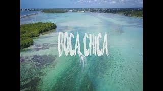 Dia de Buceo en Boca Chica