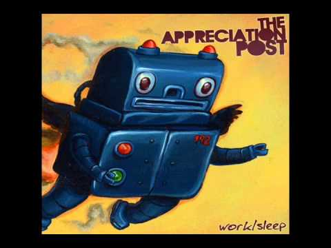 The Appreciation Post -