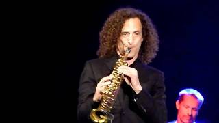 Kenny G  live Moscow 27.06.11 My Heart Will Go On (From Titanic)