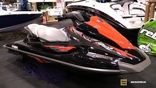 8. 2017 Yamaha VX Deluxe Jet Ski - Walkaround - 2017 Toronto Boat Show