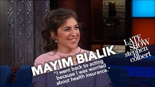 Video Mayim Bialik Settles The Difference Between 'Nerd' and 'Geek' MP3, 3GP, MP4, WEBM, AVI, FLV Mei 2018