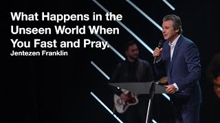 Video What Happens When We Fast and Pray | Jentezen Franklin MP3, 3GP, MP4, WEBM, AVI, FLV Januari 2019