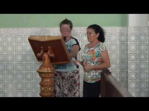 QUE NENHUMA RAIZ VENENOSA CRESÇA ENTRE NÓS - RIBEIRÃO GRANDE - CABEÇUDA / LAGUNA