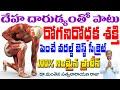 దేహ దారుడ్యంతో పాటు రోగ నిరోధక శక్తి పెంచే  World Best Protein Food   Dr Manthena Satyanarayana Raju
