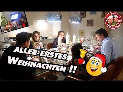 UNSER ERSTES WEIHNACHTSFEST mit FAMILY FUN !! MEGA AUFREGEND   daily VLOG TBATB
