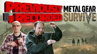 Video Previously Recorded - Metal Gear Survive MP3, 3GP, MP4, WEBM, AVI, FLV November 2018