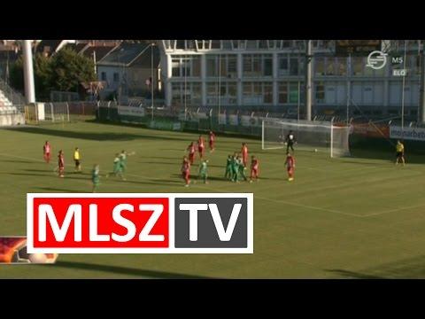 5. forduló: Haladás - DVTK 3-1 (3-0)