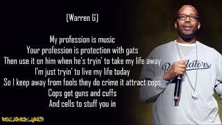 Warren G - I Shot the Sheriff ft. Nanci Fletcher (Lyrics)