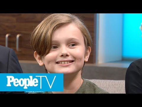 'Goodbye Christopher Robin' Star Will Tilston Reveals How He Celebrated Landing The Role | PeopleTV