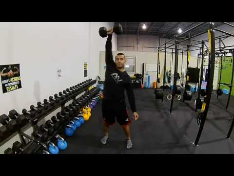 WOD #2 - Smart Lifting Series - AthleteNation.ca