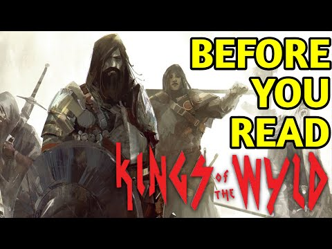 Kings of the Wyld: BEFORE YOU READ