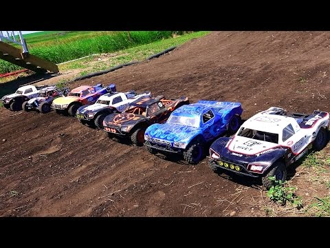 """RC ADVENTURES - """"Little Dirty"""" Canadian Large Scale 4x4 Offroad Race Highlight Reel - Losi 5T"""