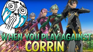 When You Play Against Corrin…