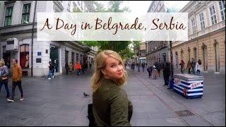 Belgrade Serbia  City pictures : Belgrade Serbia | Travel Vlog 2016