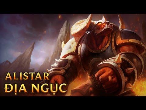 Alistar Địa Ngục
