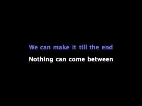 One Direction - You And I Karaoke