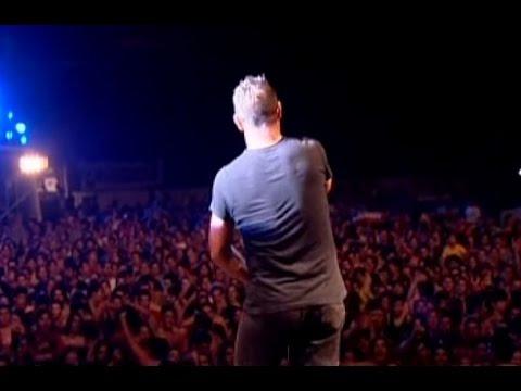 Almafuerte video Tu eres su seguridad - San Pedro Rock II - 2004