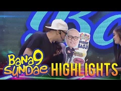Birthday greetings - Banana Sundae: BananaKada's birthday surprise for Badjie