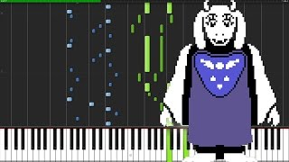 Heartache - Undertale [Piano Tutoriel]