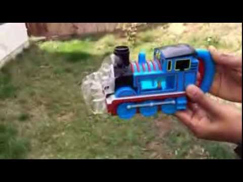 Thomas and Friends Train Thomas Tank Engine Bubble and Garden Sprinkler