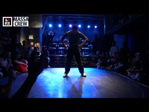 [JUDGE] SEO @ SWAY ON THE BEAT Vol.2 Freestyle 1vs1 Battle | LB-PIX