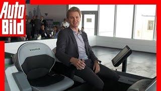 Schaeffler Mover (CES 2019) - Rosberg erklärt den Mover by Auto Bild