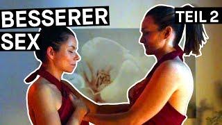 Video Kann man besseren Sex lernen? Selbstversuch mit Tantra Massage (Teil 2) || PULS Reportage MP3, 3GP, MP4, WEBM, AVI, FLV Juni 2019