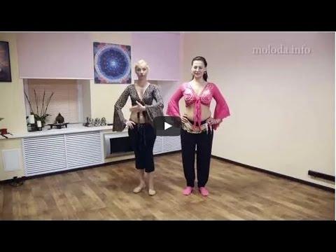 Танец живота: основы для начинающих. Курс уроков обучения от Сафи Левиной.