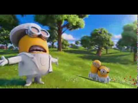 Minions song – i Swear – Despicable Me 2