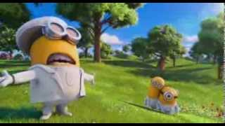Minions song - i Swear - Despicable Me 2 - YouTube