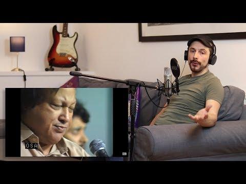 Video Vocal Coach Reaction - Nusrat Fateh Ali Khan 'Ye Jo Halka Halka Saroor Hai' download in MP3, 3GP, MP4, WEBM, AVI, FLV January 2017