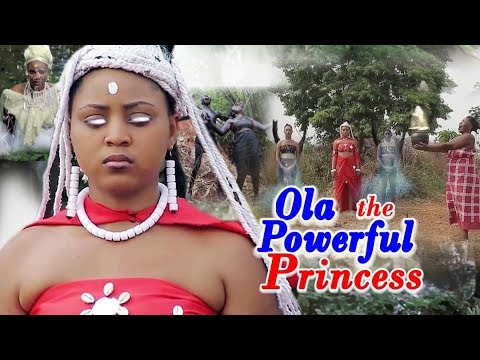 Ola The powerful Princess Season 3&4 -  Regina Daniel Latest Nigerian Nollywood movie
