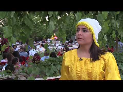 العرب اليوم - شاهد: أربيل تحتضن مهرجان عفرين للتراث والفلكلور
