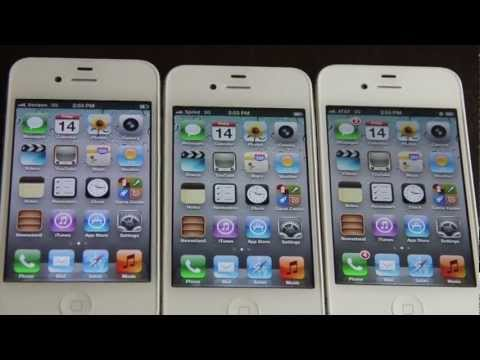 Verizon - Retweet: http://clicktotweet.com/d7SeE Name: iPhone 4S: AT&T Vs. Verizon Vs. Sprint Speed Test! Description: A speed test comparing AT&T, Verizon, and Sprint...