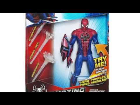 Video Check out the latest tube of Amazing Spiderman