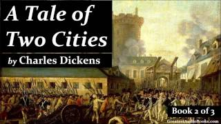 Download Lagu A TALE OF TWO CITIES by Charles Dickens - FULL Audio Book | Geatest Audio Books (Book 2 of 3) V2 Mp3