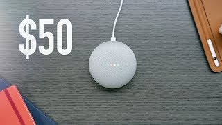 Download Youtube: Google Home Mini Review: Smart Home for $49?