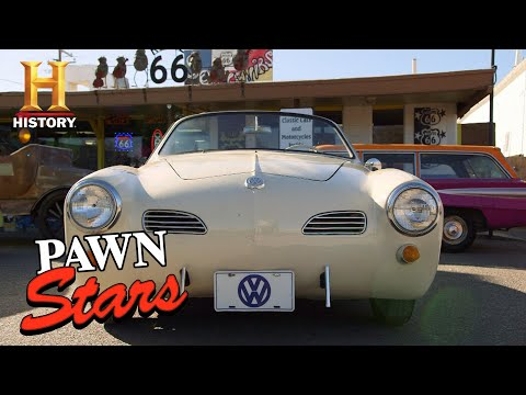 Pawn Stars: Rick's Road Trip Takes an Unexpected Turn (Part 2) | History
